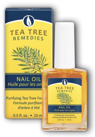 Image of Tea Tree Remedies Nail Oil