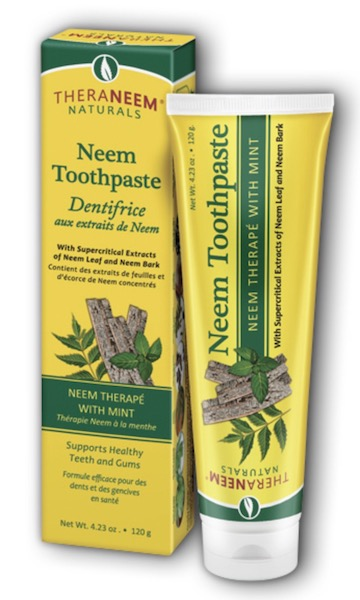 Image of TheraNemm Toothpaste Neem Mint