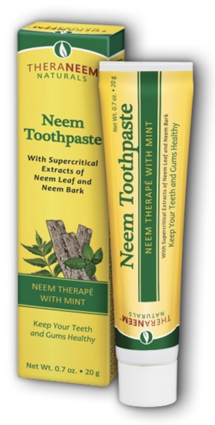 Image of TheraNeem Toothpaste Neem Mint