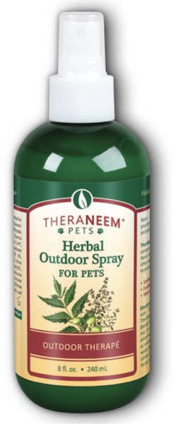 Image of TheraNeem Pets Outdoor Spray for Pets