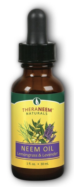 Image of TheraNeem Neem Oil (Lemongrass & Lavender)