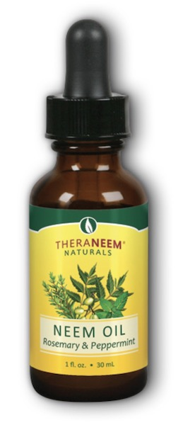 Image of TheraNeem Neem Oil (Rosemary & Peppermint)