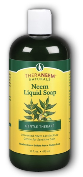Image of TheraNeem Liquid Soap Neem (Gentle Therape) Fragrance Free
