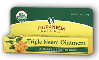Image of TheraNeem Triple Neem Ointment (First Aid)