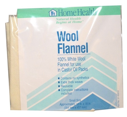 Image of Wool Flannel Small 12 x 18 in