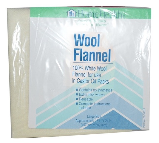 Image of Wool Flannel Large 18 x 24 in