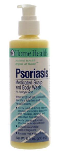 Image of Psoriasis Medicated Scalp & Body Wash