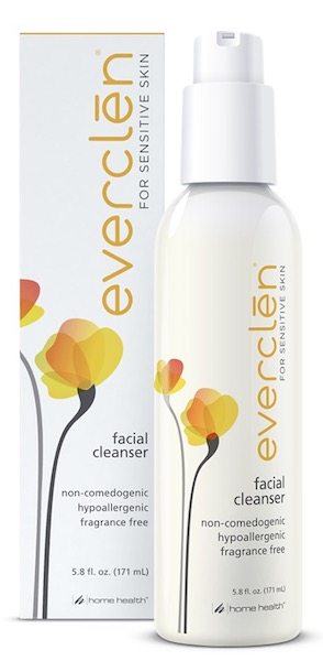 Image of everclen Facial Cleanser