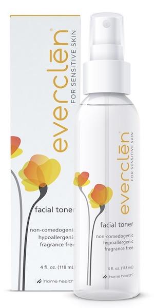 Image of everclen Facial Toner