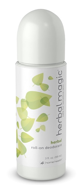 Image of Herbal Magic Deodorant Roll-On Herbal