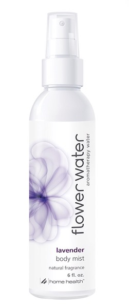 Image of Flower Water Body Mist Lavender