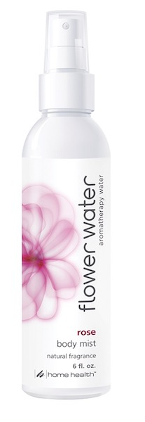 Image of Flower Water Body Mist Rose