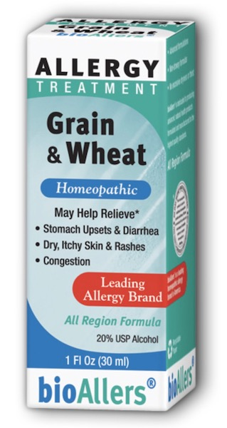 Image of bioAllers Allergy Treatment Grain & Wheat Liquid