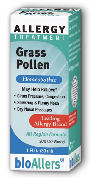 Image of bioAllers Allergy Treatment Grass Pollen Liquid