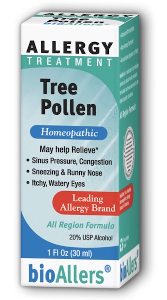 Image of bioAllers Allergy Treatment Tree Pollen Liquid