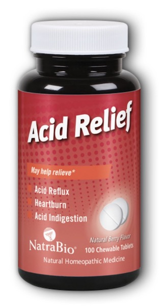 Image of Acid Relief Chewable Berry