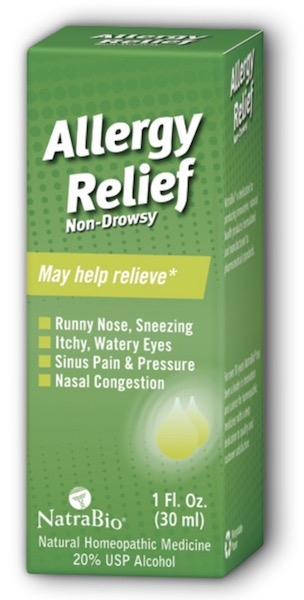 Image of Allergy Relief Liquid