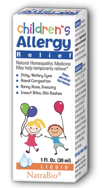 Image of Children's Allergy Liquid