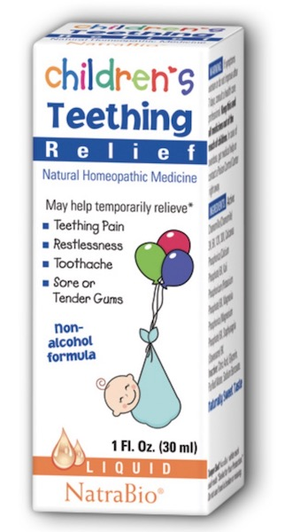 Image of Children's Teething Relief Liquid