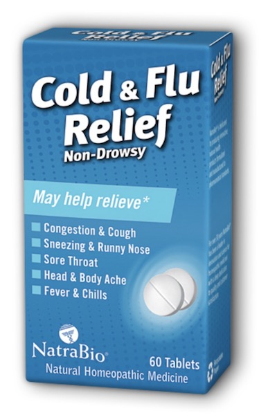 Image of Cold & Flu Relief Tablet