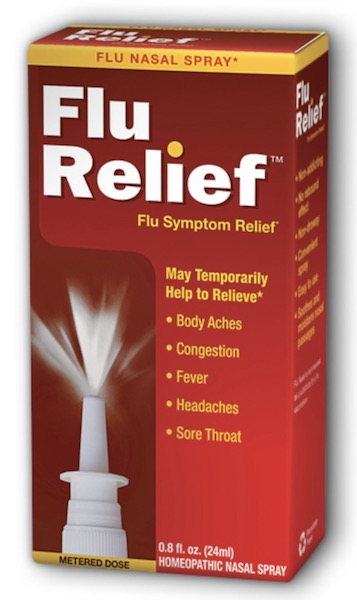 Image of Flu Relief Nasal Spray