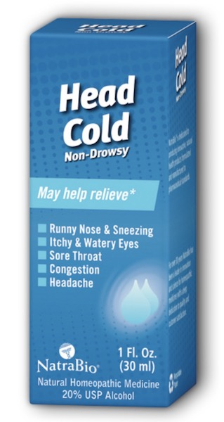 Image of Head Cold Liquid