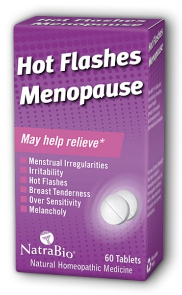 Image of Hot Flashes Menopause Tablet