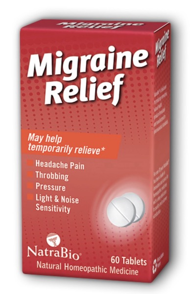 Image of Migraine Relief Tablet
