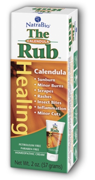 Image of The Rub Calendula Cream Healing Tube