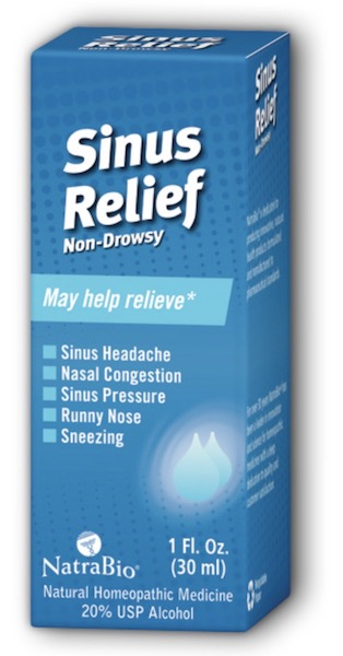 Image of Sinus Relief Liquid
