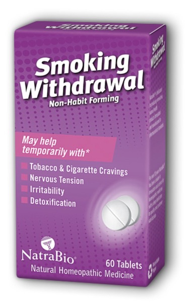 Image of Smoking Withdrawal Tablet