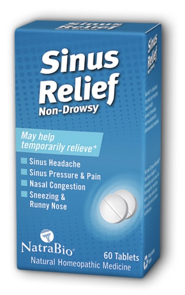 Image of Sinus Relief Tablet