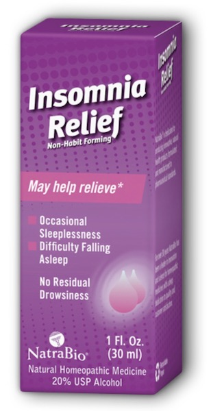 Image of Insomnia Relief Liquid