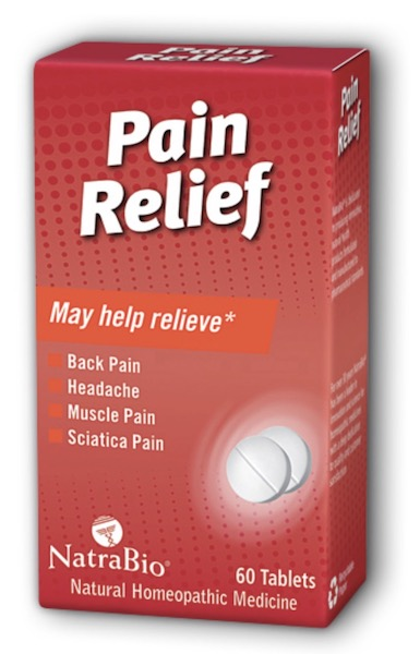 Image of Pain Relief Tablet