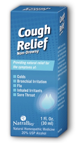 Image of Cough Relief Liquid