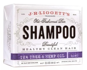 Image of Bar Shampoo Tea Tree & Hemp Oil