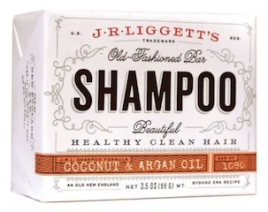 Image of Bar Shampoo Coconut & Argan