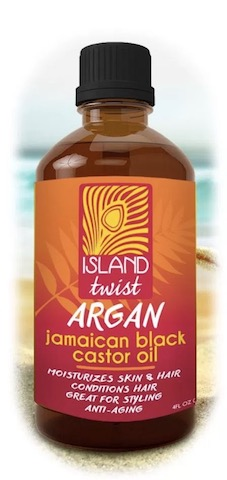 Image of Jamaican Black Castor Oil Argan