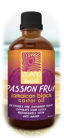 Image of Jamaican Black Castor Oil Passion Fruit