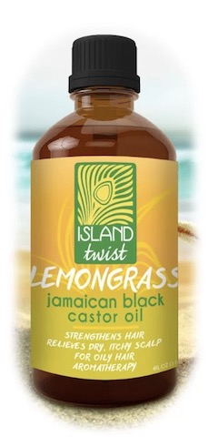 Image of Jamaican Black Castor Oil Lemongrass