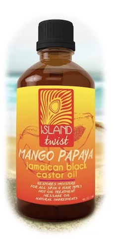 Image of Jamaican Black Castor Oil Mango Papaya