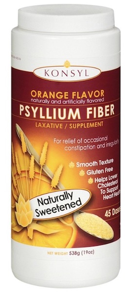 Image of Psyllium Fiber Powder