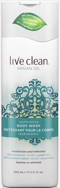 Image of Body Wash Argan Oil