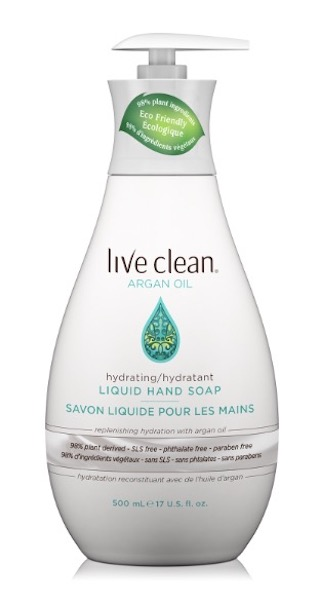 Image of Liquid Hand Soap Argan Oil