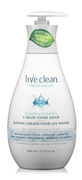 Image of Liquid Hand Soap Fresh Water