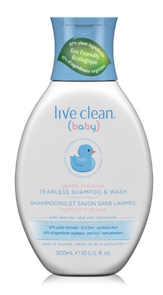 Image of Baby Shampoo & Wash Tearless Gentle Moisture