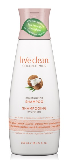 Image of Shampoo Coconut Milk