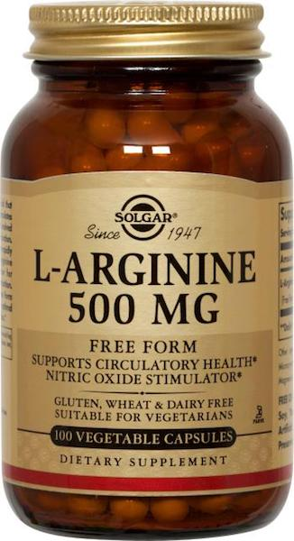Image of L-Arginine 500 mg