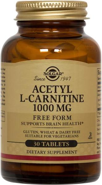 Image of Acetyl L-Carnitine 1000 mg