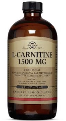 Image of L-Carnitine 1500 mg Liquid
